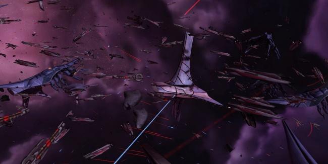 Mass Effect - Space