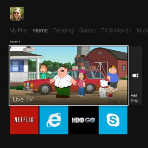 Xbox One UI 06