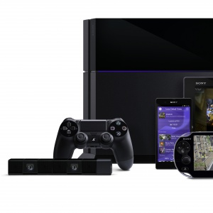 PS4 Console 05