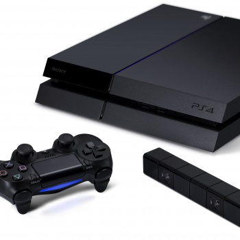 PS4 Console 04