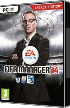 FIFA Manager 14 box