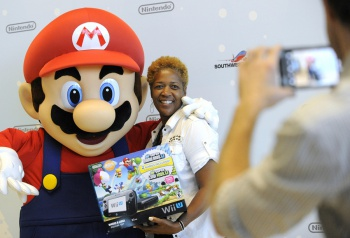 Mario Southwest Wii U surprise