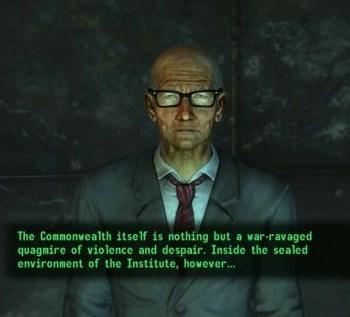 Fallout 3 screen