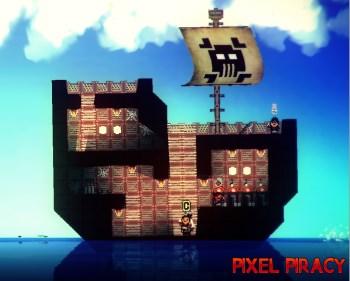 Pixel Piracy screen