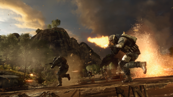 Battlefield 4 screenshot