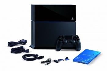 PlayStation 4 set