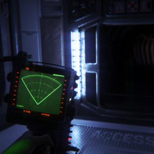 Aliens Isolation Screen 2 3x3