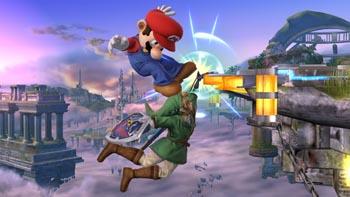 Super Smash Bros edge grab changes