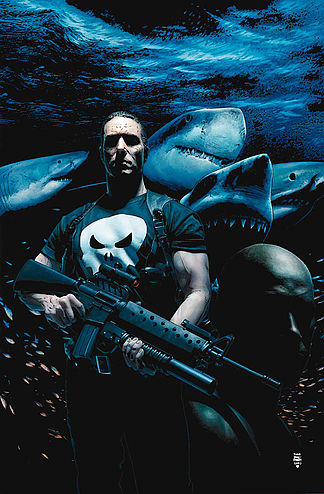 Punisher 6 cover