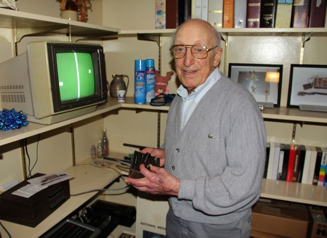 Ralph Baer - Father of Videogames