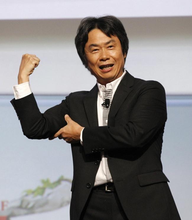 Shigeru Miyamoto - Mario