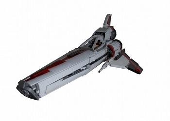 Galactica Viper