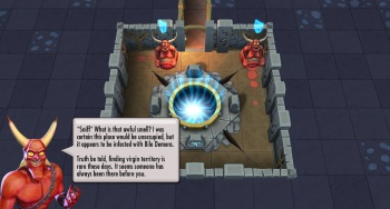 Dungeon Keeper Mobile Remake 3