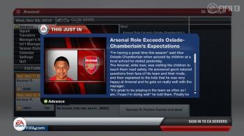 Fifa Career Mode