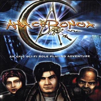 Anachronox Cover Image