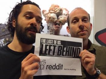 The Last of Us AMA