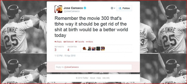 Jose Canseco Twitter 02
