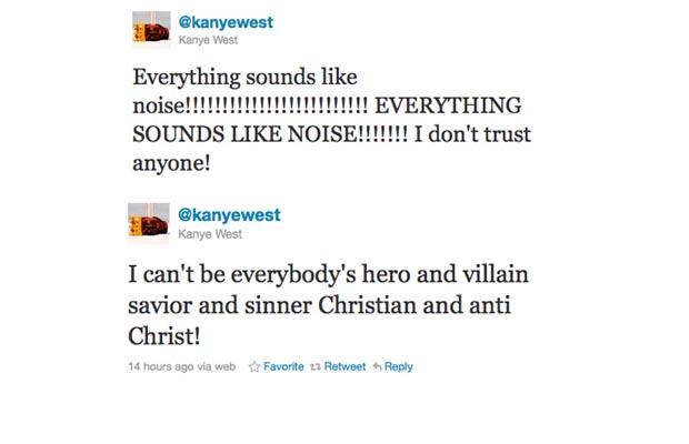 Kanye West Twitter 04