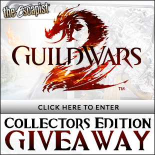 Guild Wars 2 Collector's Edition Giveaway 3x3