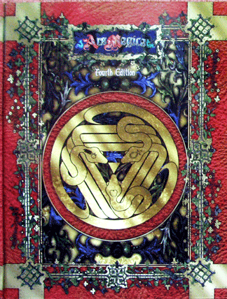 Ars Magica Fourth Edition Cover