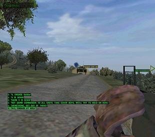arma screen