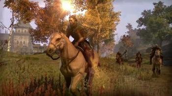 Elder Scrolls Online horses
