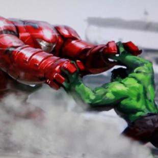 Avengers art 4