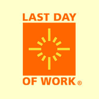 Last Day of Work Logo