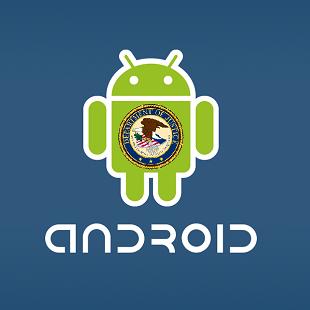 Google Android DOJ Logo 310x