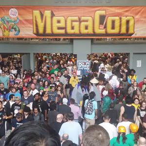 Mega Con Banner