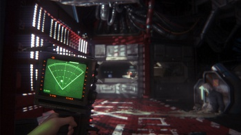 Aliens Isolation Screen
