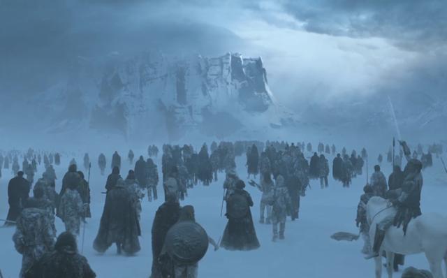 White Walker army