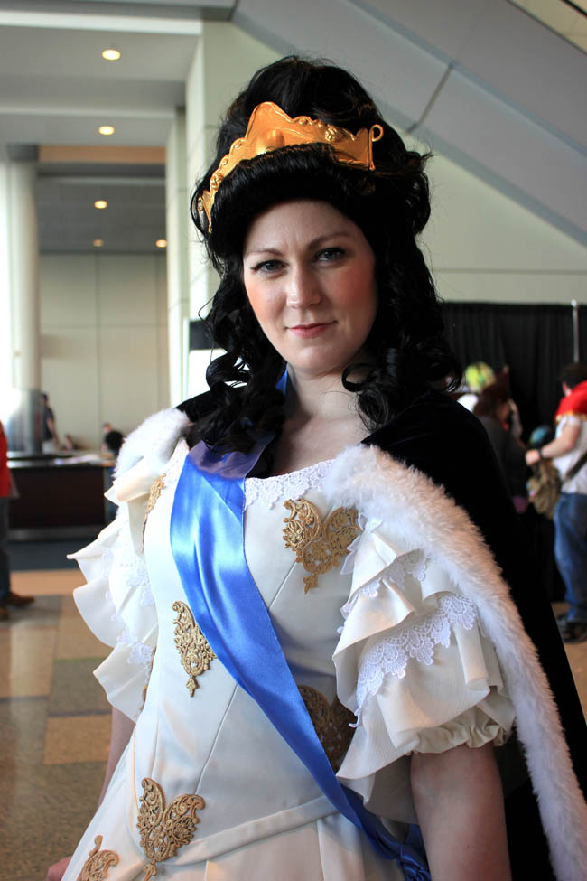 Cosplay Samantha Catherine The Great 3