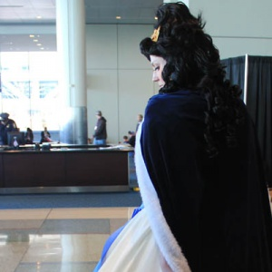 Cosplay Samantha Catherine The Great