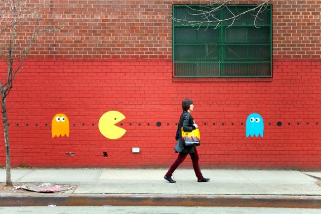 02 - Pac Man