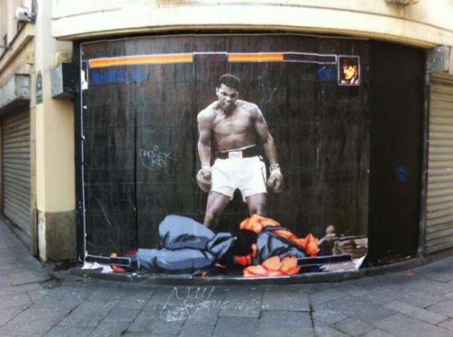 08 - Muhammad Ali vs Street Fighter