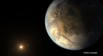 earth-sized planet in the habitable zone