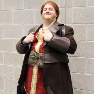 carlypaxeast cosplay dragon age 1