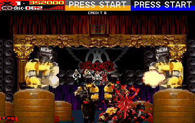 Revolution X Screenshot