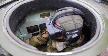 Oculus rift in tanks