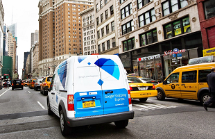 Google Shopping Express NYC 310x