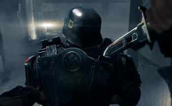 Wolfenstein: The New Order screen