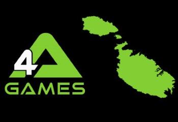 4A Games Malta logo