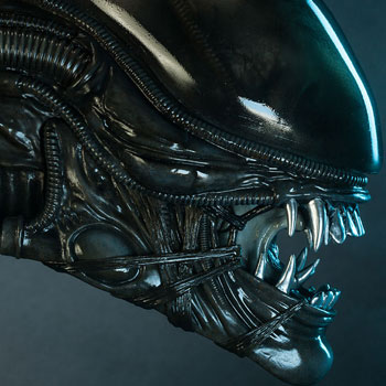 H.R. Giger's Alien