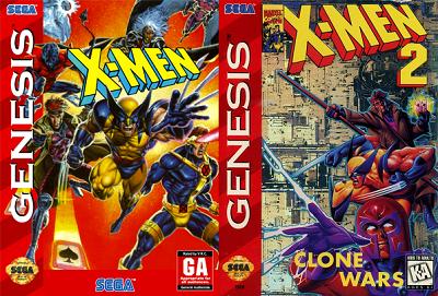 xmen covers