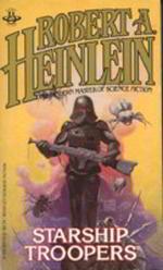 heinlein starship troopers