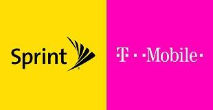 Sprint T-Mobile Logos 310x
