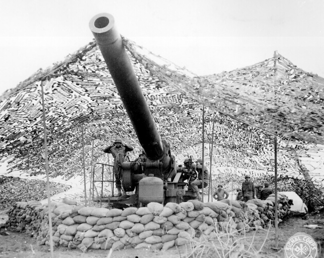 M1 240mm Howitzer