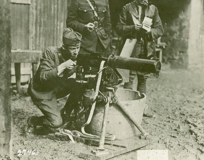 M1917 Browning
