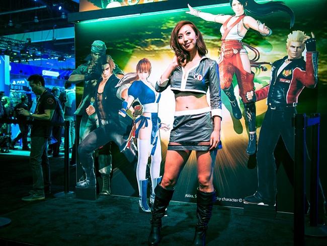 E3 cosplay